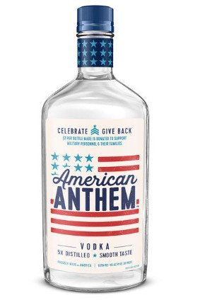 Diageos American Anthem Vodka