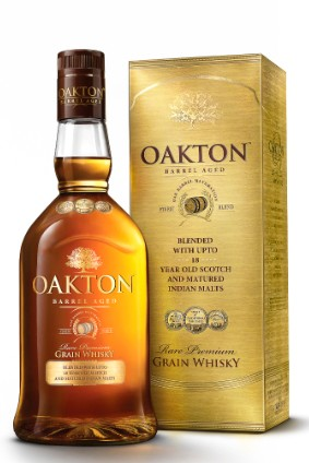 Included in the new IMFL range is Oakton Barrel Aged, which features 18-year-old Scotch