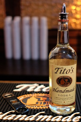 Titos will become the exclusive vodka partner of the mixology school