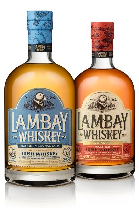 Camus set up its Lambay Irish Whiskey Co joint-venture in February last year