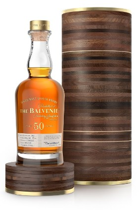 William Grant & Sons The Balvenie Fifty: Marriage 0962