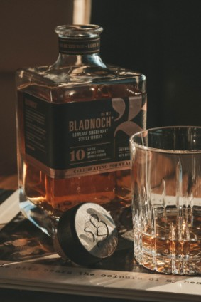 Bladnoch Distillery's 10 Year Old single malt