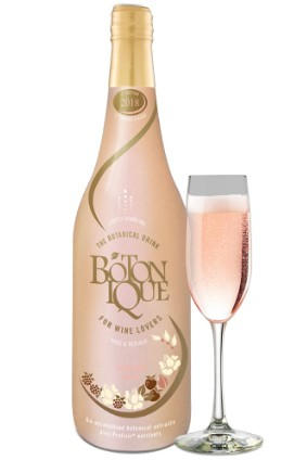 Genius Drinks Botonique Blush