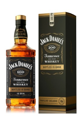 Brown-Formans Jack Daniel's Bottled-in-Bond Tennessee Whiskey