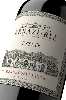 Kết quả hình ảnh cho errazuriz estate cabernet sauvignon 2017