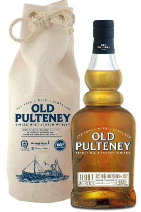 Inver House Distillers' Old Pulteney 1997 single cask