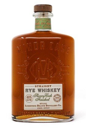Limestone Branch Distillerys portfolio in the UK will include Minor Case Rye Whiskey