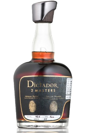 Dictador Rum's 2 Masters rum series includes a 1972 Glenfarclas expression