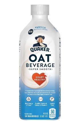 PepsiCo lines up Quaker plant-based drinks line | Beverage Industry