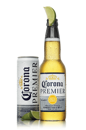 Corona Premier first launched in three test markets in 2017