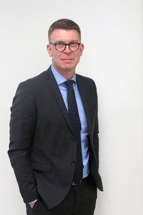 Niklas Nylander will take up the CFO position on 1 January