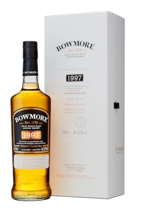 Beam Suntorys Bowmore 1997 Single Cask - Product Launch