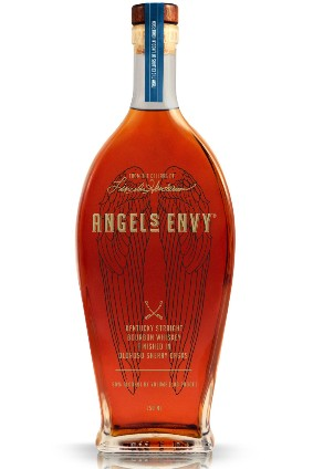 Angels Envy Bourbon finished in Oloroso Sherry casks