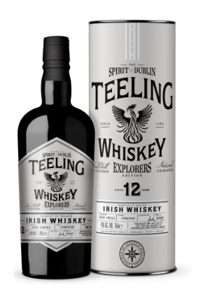 Teeling Whiskeys Explorers Edition is a limited release of 6,000 bottles