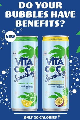 All Market lines up UK launch for Vita Coco Sparkling | Beverage