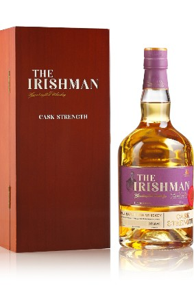 Walsh Whiskey's The Irishman Vintage Cask 11th Edition