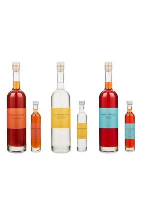 Harvey Nichols said each variant is mixed and stirred by hand