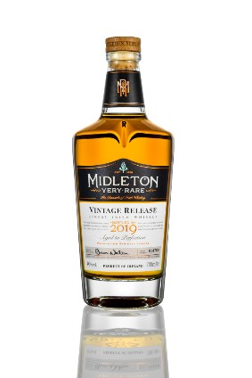 Pernod Ricards Midleton Very Rare 2019 will be released in a batch of 5,000 cases