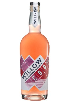 The new Willow contains a CBD infusion and boasts a lower alcohol strength