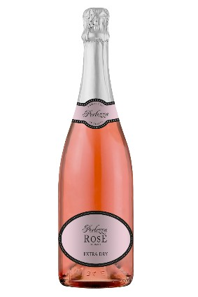 Perlezza Rosé Spumante is available at a promotional price in Spar