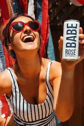 The Babe brand joined Anheuser-Busch InBevs ZX Ventures unit in 2018