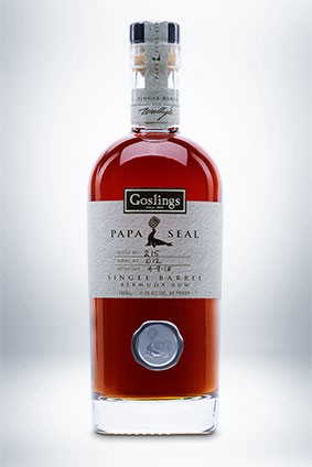 Papa Seal 2020 follows 2018s inaugural bottling in the series from Goslings rum