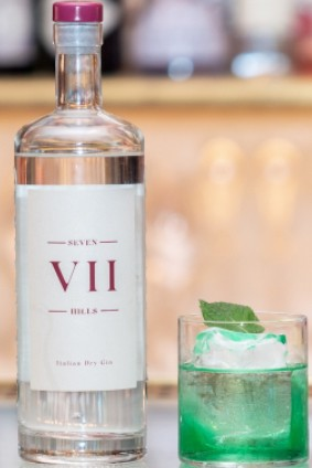 Seven Hills Italian gin was created six years ago