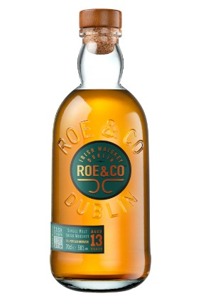 The second in Roe & Cos cask strength series is the Irish whiskeys first single malt expression