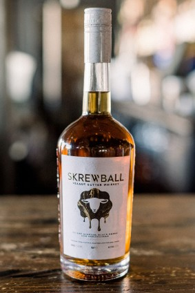 Infinium Spirits represents Skrewball Peanut Butter whiskey