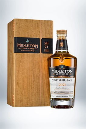 Launching this month - Midleton Very Rare 2021