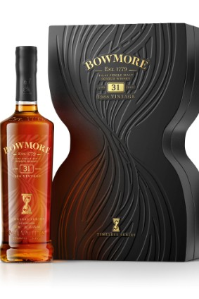 Bowmore 31-year-old is a Global Travel Retail exclusive from Beam Suntory