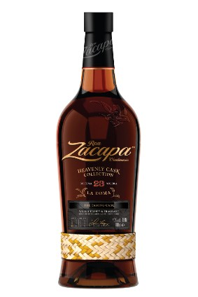 The Taming Cask is the first of the four bottlings to make up Zacapas Heavenly Cask series