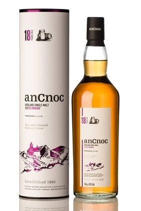 Inver House Distillers anCnoc 18-year-old