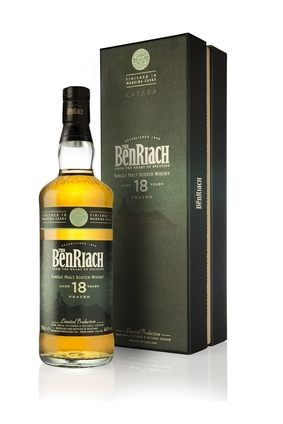 The BenRiach Latada 18-year-old