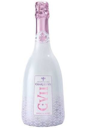 Champagne Canard-Duchene launched Charles VII Smooth Rose last week