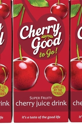 Refresco Gerber bought Cherry Good earlier this year