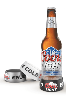 Molson Coors will give away about 450,000 coasters