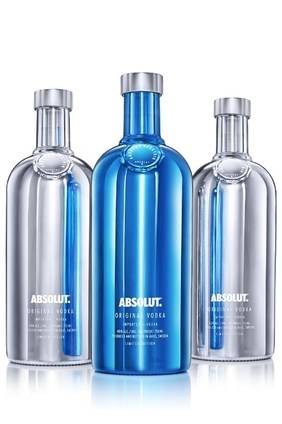 Pernods new Absolut Electrik range
