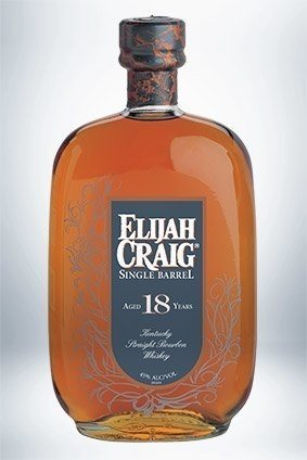 Heaven Hills Elijah Craig 18-Year-Old Single Barrel Bourbon