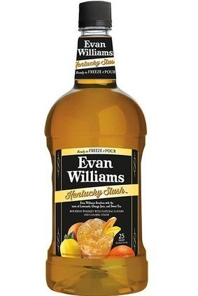Heaven Hill Distilleries is trialling Evan Williams Kentucky Slush in 11 US markets