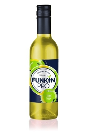 AG Barr is releasing the FunkinPro Citric Syrup