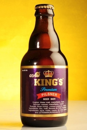 Goa King's Premium Pilsner has been available in Goa in its previous incarnation for around 20 years