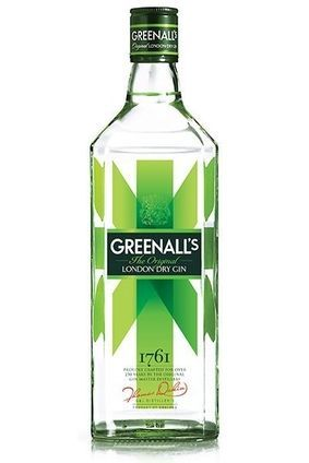 The new design for Greenalls will appear from next month