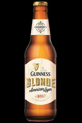 Diageos Guinness Blonde American Lager