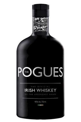 West Cork Distillers The Pogues Irish whiskey