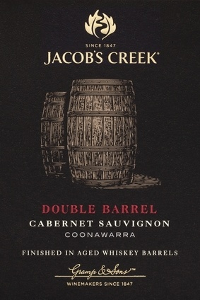 Jacobs Creek Double Barrel will launch next month in Australia