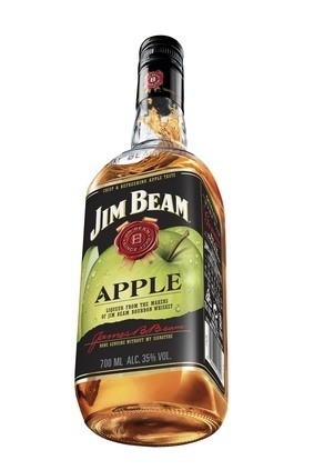 Jim Beam Apple will feature on Snapchat ads