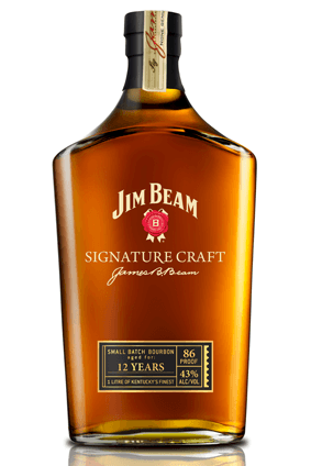 Beam Suntory will expand the launch of Jim Beam Signature Craft 12-Year to other European airports
