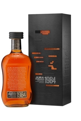 Whyte & Mackay is releasing 1,984 bottles of the Jura expression