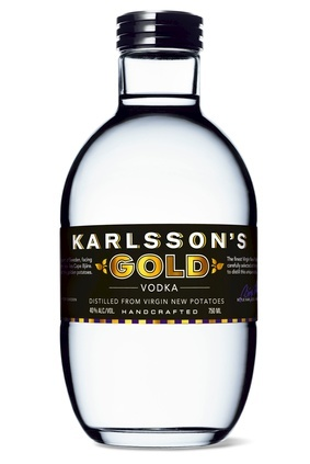 Karlssons Golden Vodka will be distributed by Berry Bros & Rudd outside the US